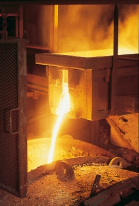 production_molten_metal