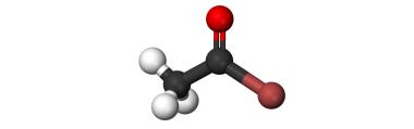 Acetyl-bromide-3D-balls