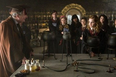 Potions-Class-with-Professor-Slughorn-HP-Half-Blood-Prince-hogwarts-professors-7370162-550-367